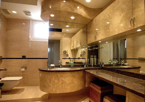 Dolce Tile Bathroom