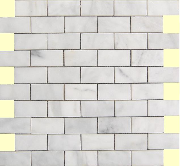 carrara brick 1x2.5